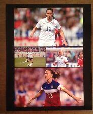 "BEAUTIFUL LAUREN HOLIDAY 8""X10"" PHOTO USA WORLD CUP WOMEN CHAMPIONS Fast Ship"