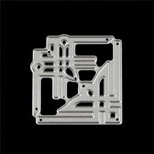 Cards Corner Metal Cutting Dies Stencil for DIY Scrapbooking Album/Photo DecoFY