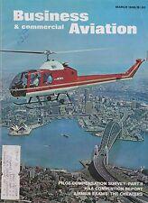 Business Commercial Aviation (Mar. 1968) (Pilot Comp, HAA, Bell 206 Jet Ranger)