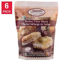 Namaste USDA Organic Gluten Free Perfect Flour Blend 48 oz  6-count