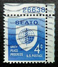 1151 used 1960 SEATO PNS South East Asia Treaty Organization Manila Pact peace