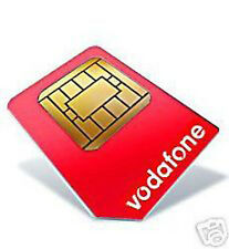 Vodafone Pay As You Go sim card with £10 Big Value Bundle & Roaming Allowance