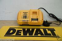 DEWALT DCB118 XR LI-ION 18V & 54V FLEXVOLT FAST BATTERY CHARGER