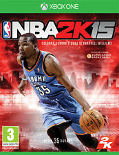 NBA 2K15 (Basket 2015) XBOX ONE IT IMPORT TAKE TWO INTERACTIVE