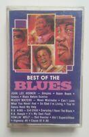 Best of the Blues Cassette, John Lee Hooker, B.B. King, Muddy Waters, Tested