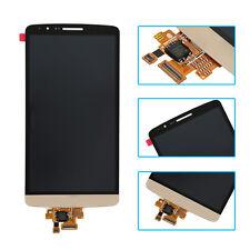 OEM Gold LG G3 D850 D851 D855 Full Touchscreen Lens Glas LCD Display Bildchirm