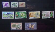 Malawi 1966 - 1967 values to £2 MNH
