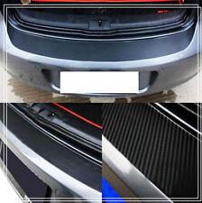 3D Carbon Fiber Rear Bumper Sticker Trim Protector For VW Golf MK6 GTI R20