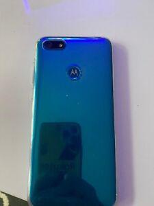 Motorola Moto E6 Play - 32GB - Ocean Blue (Unlocked) Smartphone