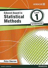 Edexcel Award in Statistical Methods Level 1 Workbook (Edexcel Maths Awards) by