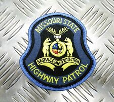 US Missouri State Highway Patrol (MHSP) Shoulder Patch / Badge PB20