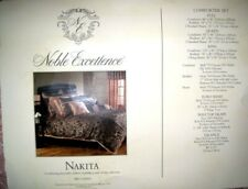 Noble Excellence Nakita King Bed Dust Ruffle
