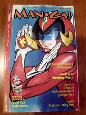 MANGA! Voci e Anime dal Sol Levante n°5 1998 Kyashan Planet Manga  [G.370E]
