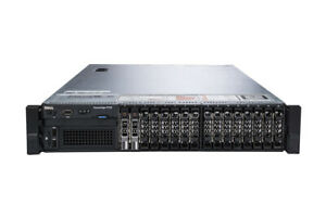 Dell PowerEdge R720 2x Six-Core E5-2640 2.50GHz 64GB Ram 2x 400GB SSD 2U Server