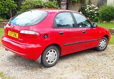 Daewoo Lanos 5 door hatchback 1999 Petrol