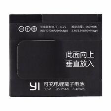 Xiaomi Yi Action Camera 960 mAh Li-ion Back-up Battery For Xiaomi Motion Camera