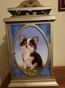 The Chihuahua Lantern by Danbury Mint