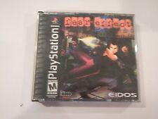 Fear Effect (Sony PlayStation 1, 2000) Missing Disc 1