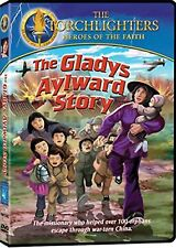 Torchlighters: The Gladys Aylward Story (DVD) Usually ships within 12 hours!!!