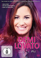 Lovato, Demi - This Is Me: Documentary, New DVD, Demi, Lovato,