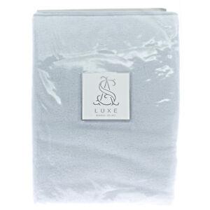 Annie Selke Luxe Stella Pearl Blue Bath Towel