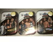 Slam Attax Universe 3 X Mini Tins_EACH with different design_BRAND NEW SEALED