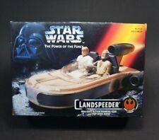 Star Wars Episode 4 IV A new Hope Landspeeder POTF 1995