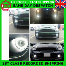 NEW LED HALO RING DAYTIME RUNNING LIGHTS ASSEMBLY FIT MINI COOPER ROADSTER COUPE