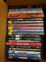 Lot Of 19 Preowned Dvd/Blu-Rays