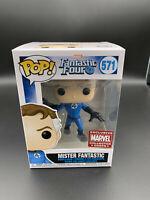 Fantastic Four Funko POP! Mr. Fantastic #571 Collector Corps