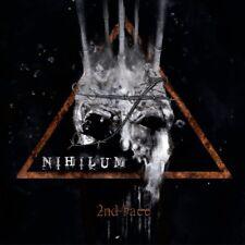 2ND FACE Nihilum CD Digipack 2018 LTD.1000