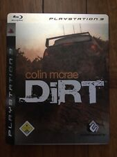 Colin McRae Dirt - Steelbook Edition (Sony  Playstation 3 2007) USED PAL