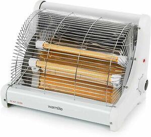 Warmlite Electric 2 Bar Heater / Fire - 1200W Watt Traditional WL42008