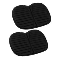2 Pieces Non-skid Drifting Fishing Boat Kayak Seat Cushion Canoe Seat Pad