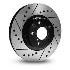 Tarox Sport Japan Rear Solid Brake Discs for Peugeot 106 (Phase 2) GTi 1.6 16v