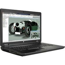 "HP ZBook 17 G2 17.3"" Dreamcolor i7-4710MQ 2.50GHz 16GB 1TB DVD+RW NVIDIA K1100M"