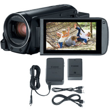 Canon VIXIA HF R800 HD Flash Memory Camcorder Black