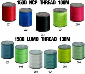 Fishing Thread Line 150D multicolor Hand Knitted DIY Hook Binding Gear Supplies