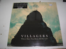 Villagers – Where Have You Been All My Life? LP new sealed 180G with download
