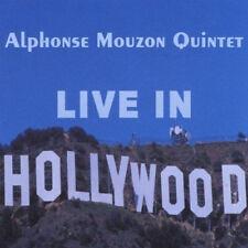 ALPHONSE MOUZON - Live in Hollywood NEW.- still sealed. smooth jazz