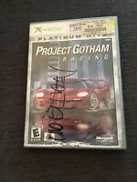 PROJECT GOTHAM RACING PH - XBOX - WORKS ON 360 - MISSING MANUAL - FREE S/H (E)