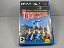 Thunderbirds (Sony PlayStation 2 PS2) PAL Thunder Birds