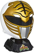 Power Rangers Lightning Collection Premium White Ranger Helmet Prop Replica* NEW