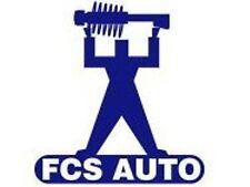 FCS Automotive 1333443R Front Complete Strut Assembly