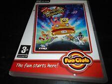 The Spongebob Squarepants Movie   Pc game