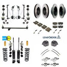 Mercedes 1984 500SEC Suspension Kit w/ Brake Kit w/ BENDIX Front Calipers