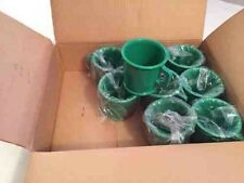 Box Of 9 Professional Rubber Shaving Mug By The William Marvy Co
