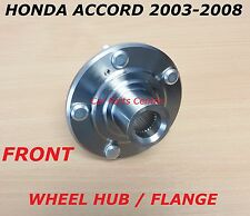 FOR HONDA ACCORD CL CM CN TOURER FRONT WHEEL BEARING HUB FLANGE 44600-SDA-A10