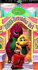 💠Barney's Sense-Sational Day (VHS-1996)Classic Collection~VGUC~ComShip~BUY3GET1