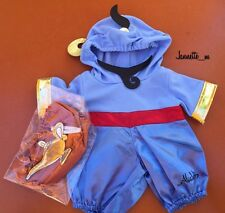 Build A Bear Workshop Disney Aladdin Genie Halloween Costume Outfit EXCLUSIVE